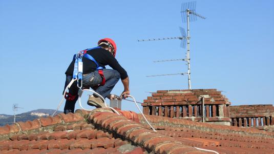 Linee vita lavori in quota – Legge Regionale n. 24 del 16 ottobre 2015 Friuli Venezia Giulia